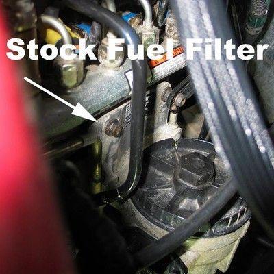 [DIAGRAM_38YU]  Glacier Diesel Billte Fuel Filter Eliminator for 2003-07 Cummins | Glacier Fuel Filter |  | Wicked Rigs