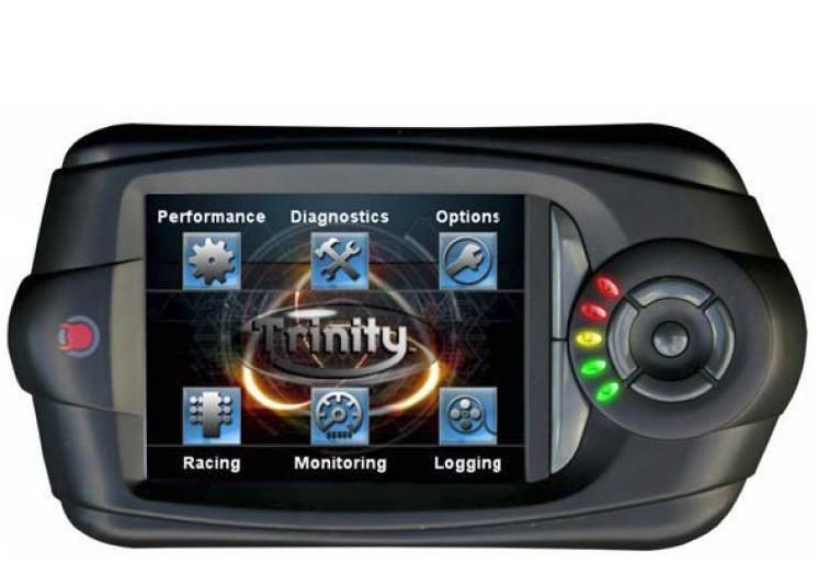 Diablo Sport Trinity Tuner Performance Chip for Diesel and Gas Applications