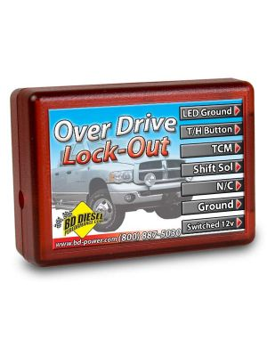 BD Power LockOut Overdrive Disable for 2005 Dodge