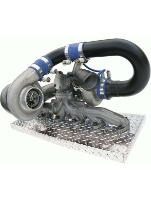 BD Power Super B Twin Turbo Kit for 1998.5-02 Cummins