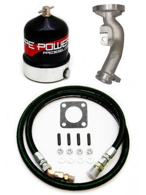 PPE Oil Cetrifuge Filtration Kit for 2001-2010 Duramax