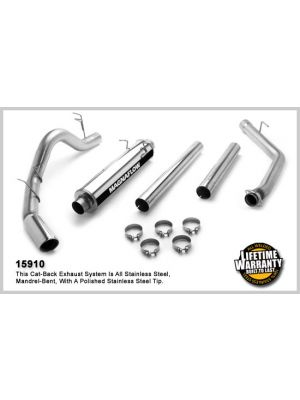 Magnaflow Performance Exhaust 1998-02 5.9L Cummins 4