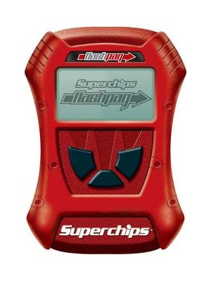 Superchips Flashpaq Tuner for 1999-07 Powerstroke