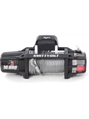 Smittybilt Gen2 X20 10K Wireless Winch