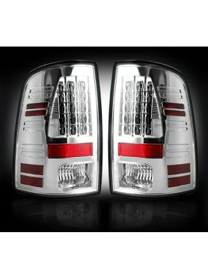 Recon LED Tail Lights for 2009-2014 Dodge