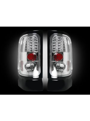 Recon LED Tail Lights for 1994-2002 Dodge Trucks