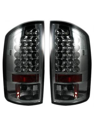 Recon LED Tail Lights for 2002-06 Dodge