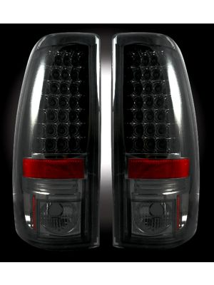 Recon LED Tail Lights for 1999-07 Chevy/GMC