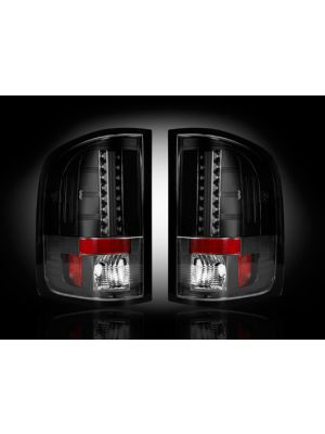 Recon LED Tail Lights for 2007-14 Chevy/GMC