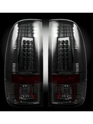 Recon LED Tail Lights for 2008-16 Ford Superduty