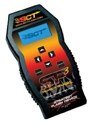 SCT SF3 Power Flash Programmer for 2003-07 Powerstroke