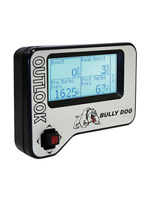 Bully Dog Outlook Monitor for 1999-03 Powerstroke