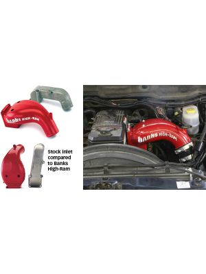 Banks High-Ram Air Intake Manifold for 2003-07 Cummins