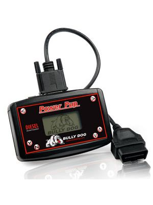 Bully Dog Power Pup Downloader for 2001-08 Duramax