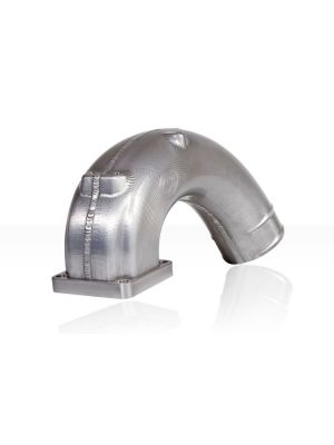 S&B Filters CNC Intake Elbow for 2003-07 Dodge Cummins