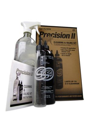 S&B Precision II Cleaning Kit