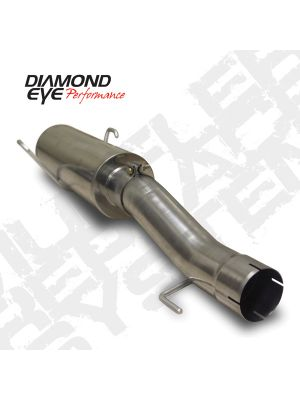 Diamond Eye Performance OEM Muffler Replacement for 2004.5-07 Cummins