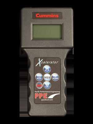 PPE Hot+2 E.T. Xcelerator Performance Chip - 2003-2004 Cummins