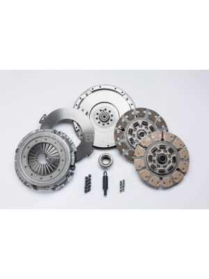 South Bend Clutch Kit for 1994-98 Ford 7.3L Rated for 550-750 HP and 1300 FT-LBS