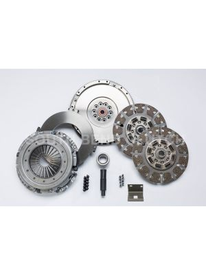 South Bend Clutch Kit for 2004-07 Ford 6.0L Rated for 550 HP and 1100 FT-LBS