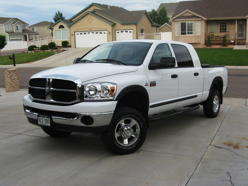 2008 Dodge 6.7L Cummins