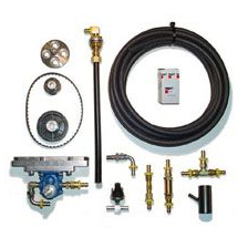 Fuel System, Injectors & Injection Pumps