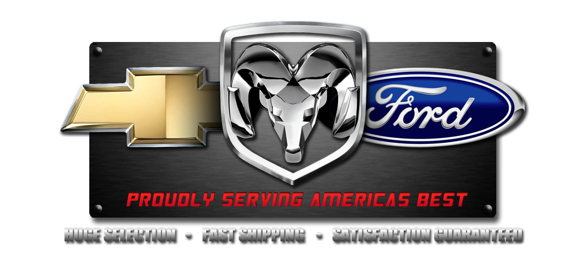 Huge selection of Chevy, Dodge and Ford Diesel Truck Parts