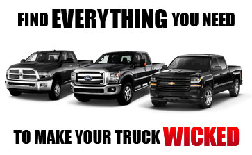 Find Everything You Need to Make Your Rig Wicked
